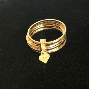 14kt Gold Ring Size 7
